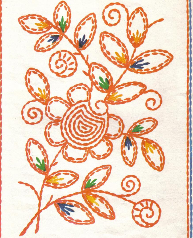 вышивка рисуем иголкой схемы в контакте